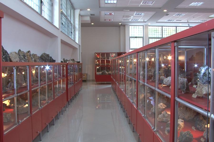 Muzeu i kristaleve të Trepçës
