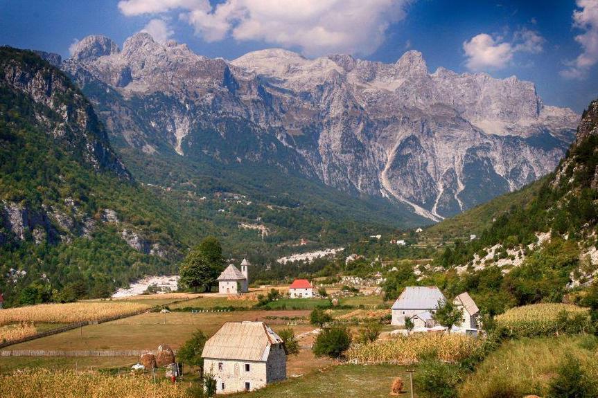 Majat e Ballkanit