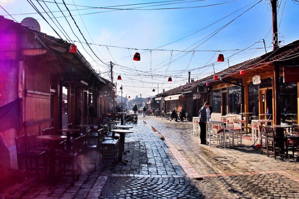 Qarshia e vjetër në Gjakovë